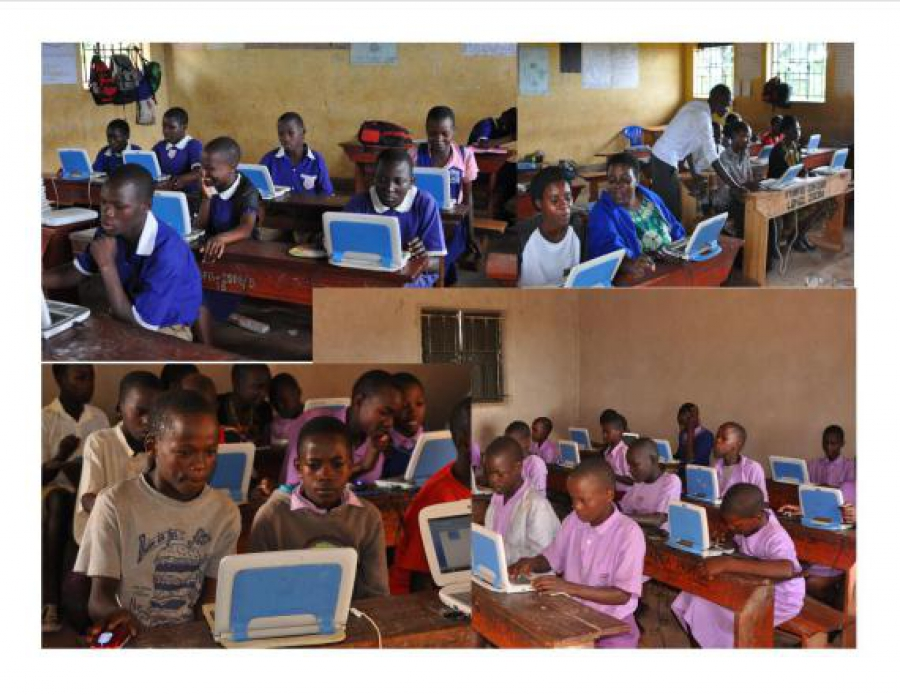 We believe in empowering the Young Generation with ICT skills