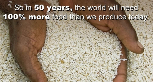 One Billion Is Hungry, Can We Feed The World?